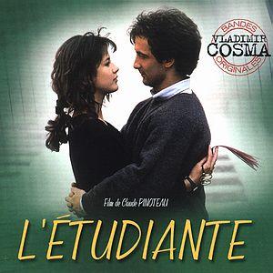 Саундтрек/Soundtrack L'étudiante | Vladimir Cosma (1988) Студентка | Владимир Косма