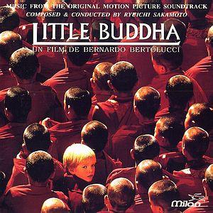 Саундтрек/Soundtrack Little Buddha | Ryuichi Sakamoto (1993) Маленький Будда | Рюити Сакамото