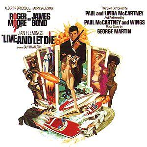 Саундтрек/Soundtrack Live and Let Die (James Bond 007) Живи и дай умереть