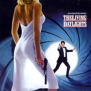 Саундтрек/Soundtrack The Living Daylights