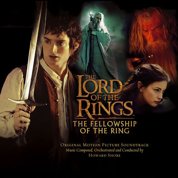 Саундтрек/Soundtrack Lord of the Rings, The: The Fellowship of the Ring | Howard Shore (2001) Властелин колец: Братство кольца | Говард Шор