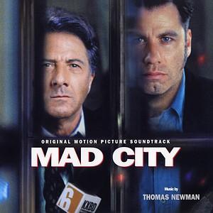 Саундтрек/Soundtrack Mad City | Thomas Newman (1997) | Безумный город | Томас Ньюман
