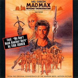 Саундтрек/Soundtrack Mad Max Beyond Thunderdome | Maurice Jarre (1985) Безумный Макс 3 Под куполом грома | Морис Жар