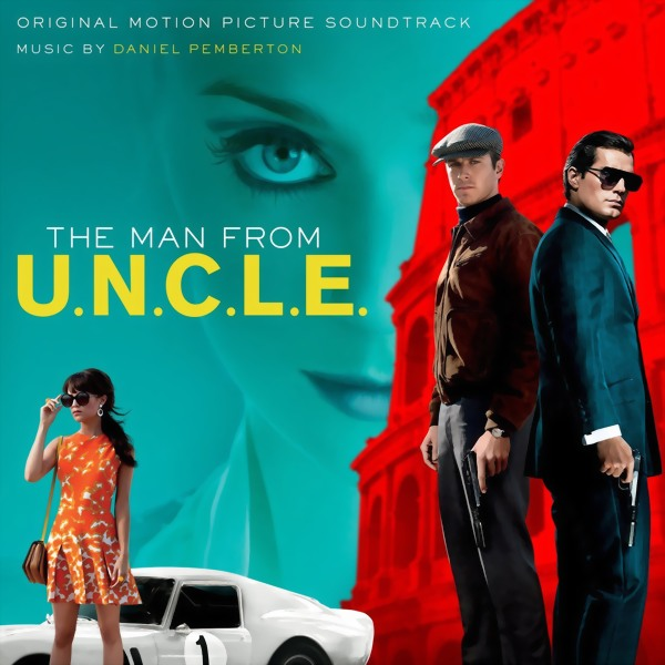 Саундтрек/Soundtrack Man from U.N.C.L.E., The | Daniel Pemberton (2015) Агенты А.Н.К.Л. | Дэниэл Пембертон
