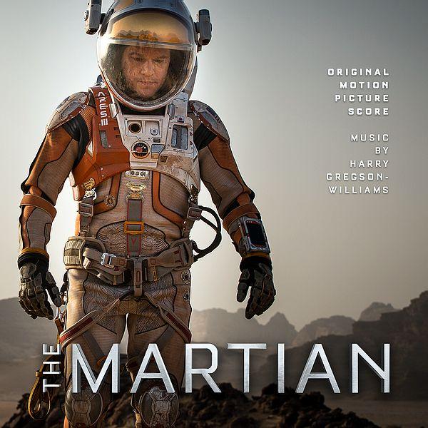 Саундтрек/Soundtrack Martian Original Motion Picture Score | Harry Gregson-Williams (2015) Музыка из фильма | Марсианин | Гарри Грегсон-Уильямс