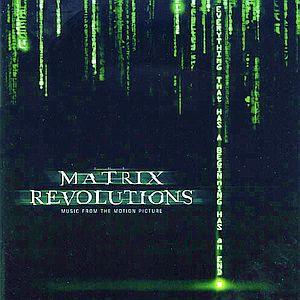 Саундтрек к Matrix Revolutions