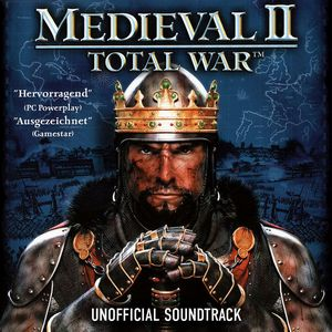 Саундтрек/Soundtrack Medieval II: Total War | Jeff van Dyck, Richard Vaughan, James Vincent (2006)