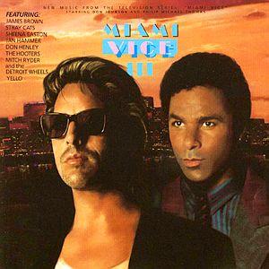 Саундтрек/Soundtrack к Miami Vice 3