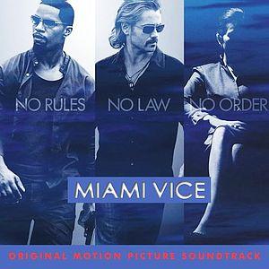 Саундтрек к Miami Vice