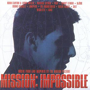 Adam Clayton & Larry Mullen - Mission: Impossible [Single]