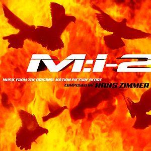 Саундтрек к Mission Impossible 2
