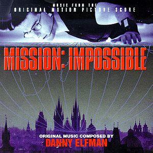 Саундтрек/Soundtrack Mission Impossible (1996) Миссия невыполнима