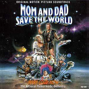 Саундтрек/Soundtrack Mom And Dad Save The World