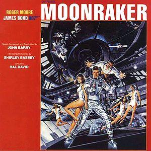 Саундтрек/Soundtrack Moonraker (James Bond 007) (1979) Лунный гонщик