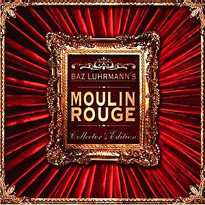 Саундтрек/Soundtrack Moulin Rouge (2001) Мулен Руж