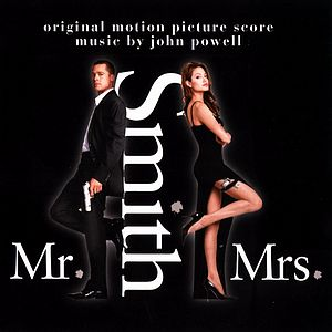 Саундтрек/Soundtrack Mr. & Mrs. Smith | John Powell (2005) Музыка из фильма | Мистер и миссис Смит | Джон Пауэлл