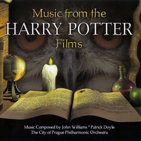 Саундтрек/Soundtrack Music from the Harry Potter Films
