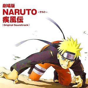 Саундтрек/Soundtrack Naruto Shippuden The Movie (劇場版 NARUTO-ナルト-疾風伝 オリジナルサウンドトラック)