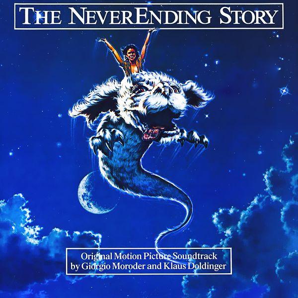 Саундтрек/Soundtrack NeverEnding Story (Die unendliche Geschichte) | Giorgio Moroder, Klaus Doldinger (1984) Бесконечная история | Джорджио Мородер, Клаус Дольдингер