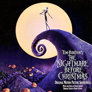 ... nightmare before christmas the danny elfman 1993 the nightmare