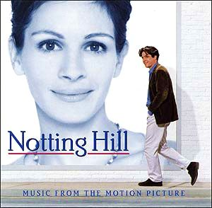 Саундтрек/Soundtrack к Notting Hill