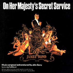 Саундтрек/Soundtrack On Her Majesty's Secret Service (James Bond 007) На секретной службе ее Величества