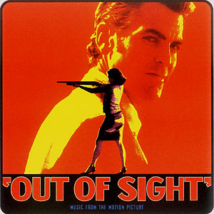 Саундтрек/Soundtrack Out Of Sight | David Holmes (1998) Вне поля зрения | Дэвид Холмс