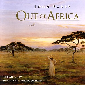 Саундтрек/Soundtrack Out of Africa