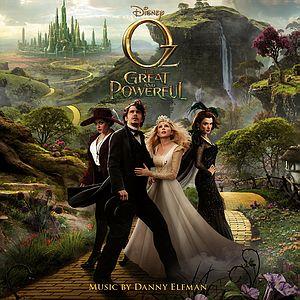 Саундтрек/Soundtrack Oz the Great and Powerful | Danny Elfman (2013) | Оз: Великий и Ужасный | Дэнни Эльфман