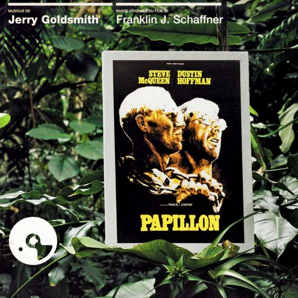 Саундтрек/Soundtrack Soundtrack | Papillon | Jerry Goldsmith (1973) Мотылёк | Джерри Голдсмит
