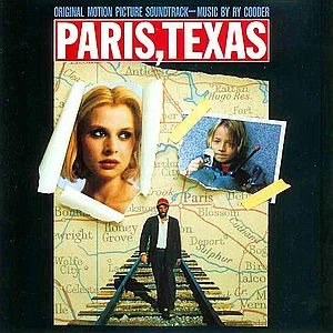 Саундтрек/Soundtrack к Paris, Texas