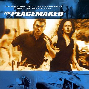 Саундтрек/Soundtrack The Peacemaker | Hans Zimmer (1997) Миротворец | Ганс Цимер