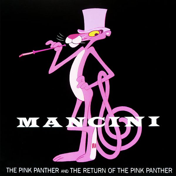 Саундтрек/Soundtrack Pink Panther, The (1963), Return Of The Pink Panther (1975) | Henry Mancini Розовая пантера (1963), Возвращение Розовой пантеры (1975) | Генри Манчини