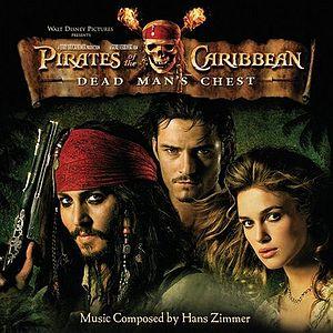 Саундтрек/Soundtrack Pirates of the Caribbean: Dead Man's Chest | Hans Zimmer (2006) Пираты Карибского моря: Сундук мертвеца