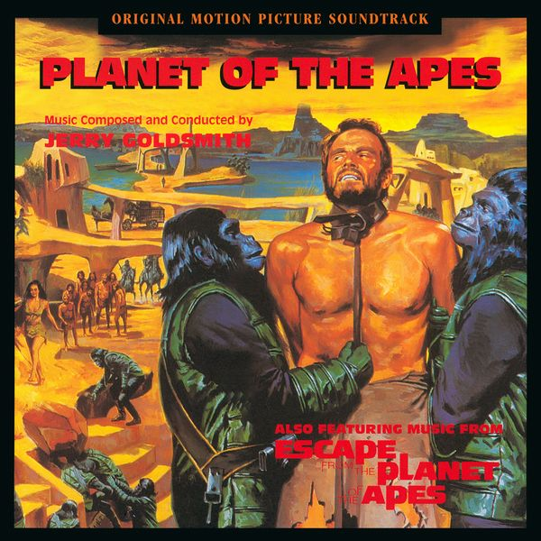 Саундтрек/Soundtrack Soundtrack | Planet of the Apes | Jerry Goldsmith (1968) Планета обезьян | Джерри Голдсмит