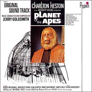 Саундтрек/Soundtrack Planet of the Apes