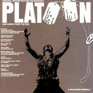 Саундтрек/Soundtrack Platoon | Georges Delerue (1986) Взвод | Жорж Делерю