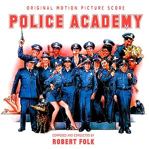 Саундтрек/Soundtrack Police Academy
