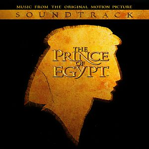 Саундтрек/Soundtrack The Prince of Egypt (1998) Принц Египта