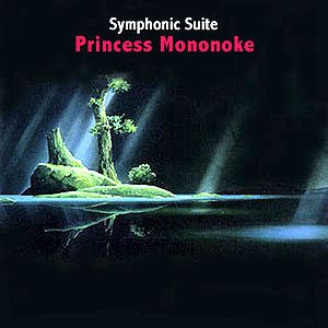 Саундтрек/Soundtrack Princess Mononoke: Symphonic Suite