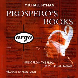 Саундтрек/Soundtrack Prospero's Books | Michael Nyman (1991) Книги Просперо | Майкл Найман