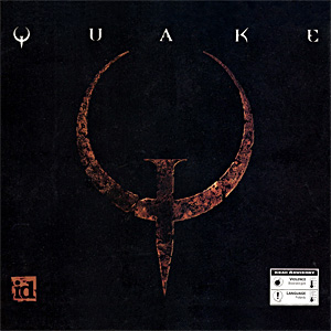 Саундтрек/Soundtrack Nine Inch Nails Quake (1996) Квейк
