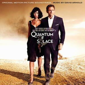 Саундтрек/Soundtrack Quantum of Solace (James Bond 007) Квант милосердия