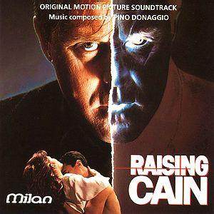 Саундтрек/Soundtrack Raising Cain