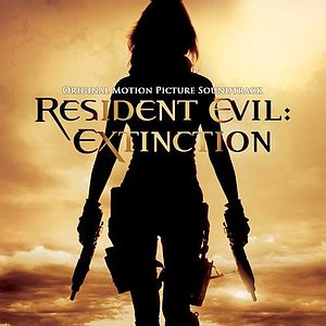 Саундтрек/Soundtrack к Resident Evil: Extinction