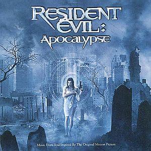 Саундтрек к Resident Evil: Apocalypse