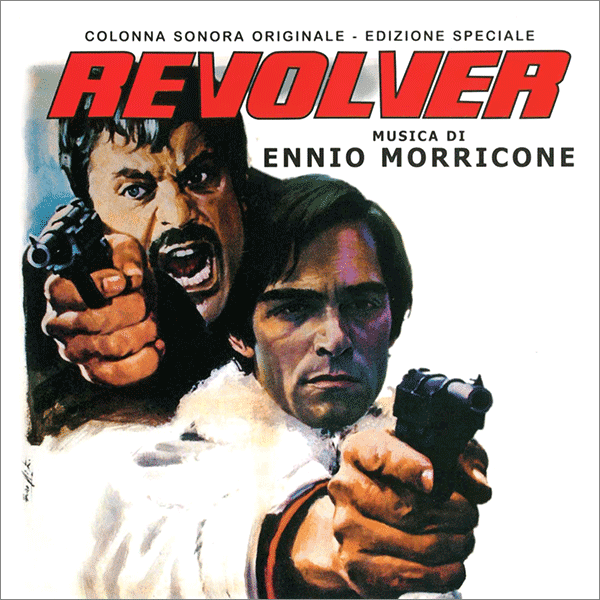 Саундтрек/Soundtrack Ennio Morricone (1973) Револьвер | Эннио Морриконе