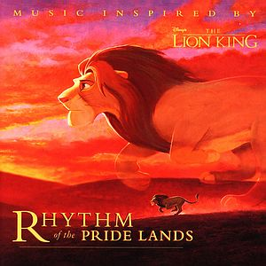 Саундтрек/Soundtrack Rhythm of the Pride Lands: Music Inspired by The Lion King | Lebo M (1994