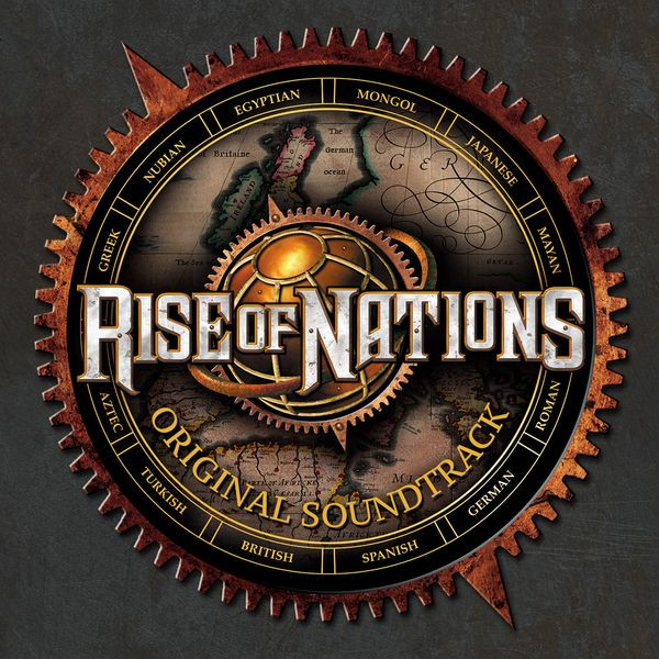 Саундтрек/Soundtrack Rise of Nations | Duane Decker (2003)  Расцвет наций | Дуэйн Декер