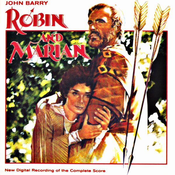 Саундтрек/Soundtrack Soundtrack | Robin and Marian | John Barry (1976) Робин и Мэриан | Джон Барри